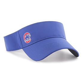 Chicago Cubs Repetition Visor