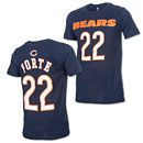 Chicago Bears Matt Forte Youth Name and Number T-Shirt