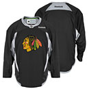 Chicago Blackhawks Black Practice Jersey