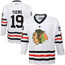 Chicago Blackhawks Jonathan Toews Toddler 2015 Winter Classic Replica Jersey