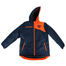Chicago Bears Youth Refract Heavyweight Jacket