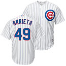 Chicago Cubs Jake Arrieta Youth Home Cool Base Replica Jersey