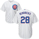 Chicago Cubs Kyle Hendricks Youth Home Cool Base Replica Jersey