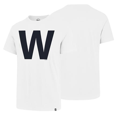 buy online 90290 d5bcb Chicago Cubs W Flanker Tee