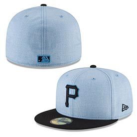 Pittsburgh Pirates 2018 Father's Day Low Profile 59FIFTY Fitted Cap