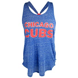 Chicago Cubs Ladies Touch Bleacher Tank