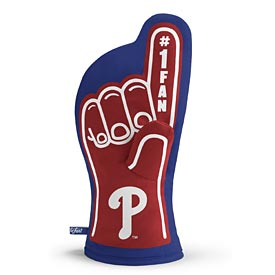 Philadelphia Phillies #1 Oven Mitt