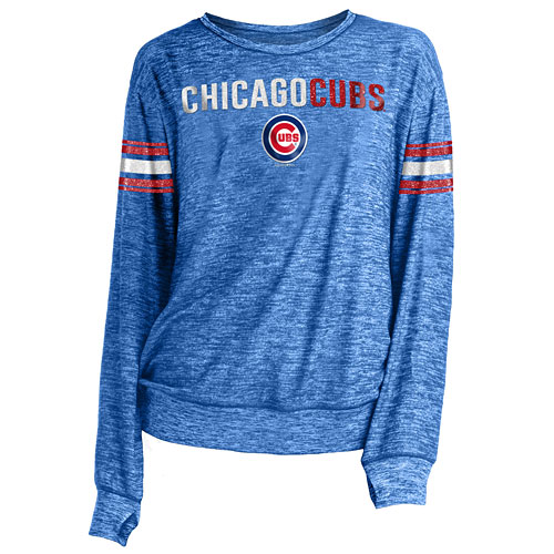 Chicago Cubs Ladies Knit Sweater
