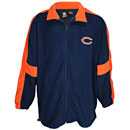 Chicago Bears Big Sizes Stopper Fleece Jacket