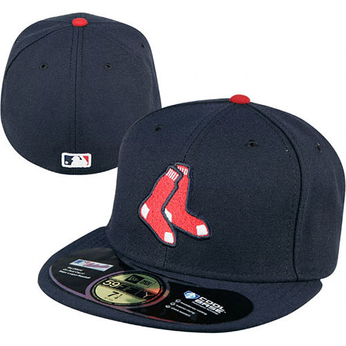 473f65ac37244d Boston Red Sox Authentic Alternate Performance 59FIFTY On-Field Cap