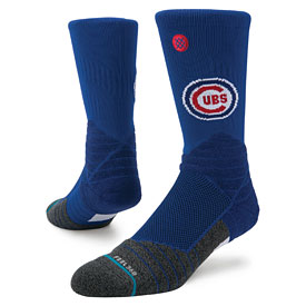 Chicago Cubs Stance Diamond Pro Socks