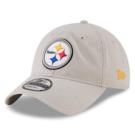 Pittsburgh Steelers Stone Youth Core Classic Cap Adjustable