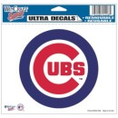 Chicago Cubs 5 x 6 Ultra Decal