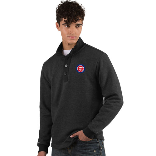 Chicago Cubs Pivotal French Terry Pullover Sweatshirt