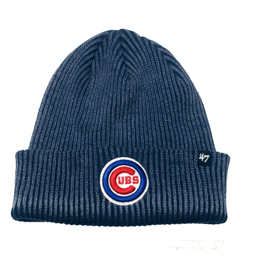 Chicago Cubs Northwood Cuffed Knit Hat 894d8a84deb