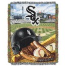 Chicago White Sox Home Field Advantage Throw Blanket