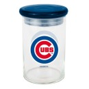 Chicago Cubs 31oz. Glass Candy Jar