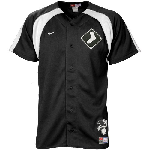 Chicago White Sox Toddler Home Plate Jersey