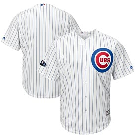 Chicago Cubs 2018 Postseason Cool Base Replica Jersey