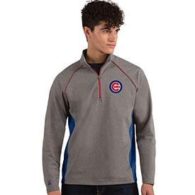 Chicago Cubs Stamina 1/4 Zip Pullover Jacket
