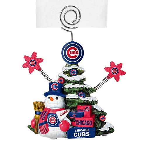 Chicago Cubs Table Top Photo Holder