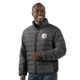 Pittsburgh Steelers Playoff Polyfilled Jacket