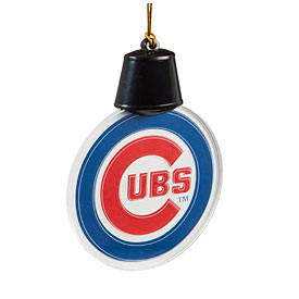 Chicago Cubs LED Acrylic Lights
