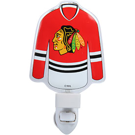 Chicago Blackhawks Jersey Night Light