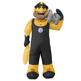 Pittsburgh Steelers 7ft Inflateable Mascot