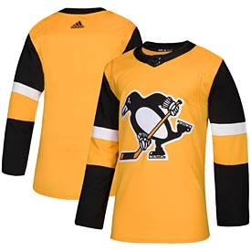 Pittsburgh Penguins Authentic Third Jersey