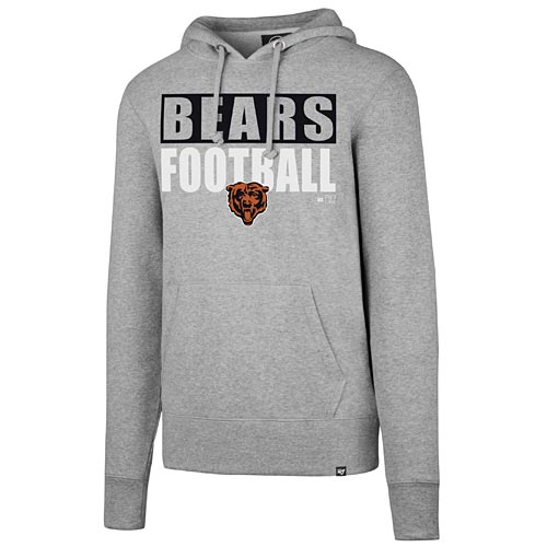 3226a17d Chicago Bears Hoodies and Sweatshirts   Wrigleyville Sports