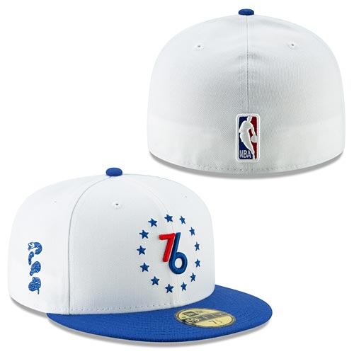 Philadelphia 76ers New Era Earned Edition 59 50 Fitted Hat f0e9d13be52c