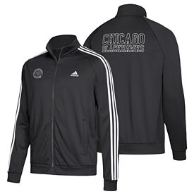 Chicago Blackhawks Winter Classic Track Jacket