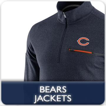 Chicago Bears Jackets