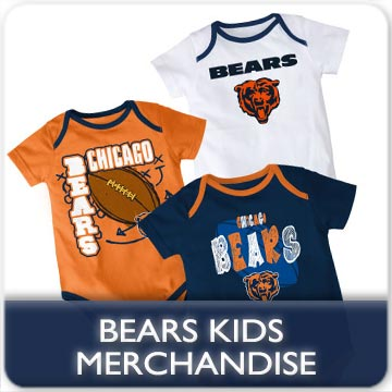 Chicago Bears Kids Gear