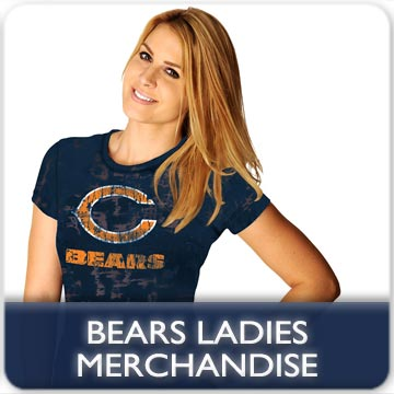 Chicago Bears Ladies Merchandise