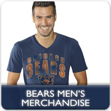 Chicago Bears Men's Merchandise!