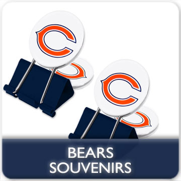 Chicago Bears Souvenirs