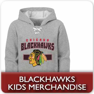 Chicago Blackhawks Kids Gear