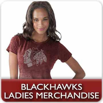 Chicago Blackhawks Ladies Merchandise!