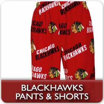 Chicago Blackhawks Pants and Shorts