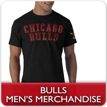 Chicago Bulls Men's Merchandise!