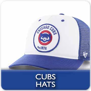 Click for Chicago Cubs Hats!