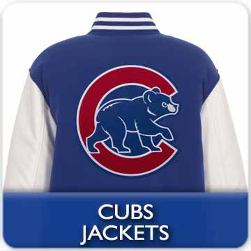 Chicago Cubs Jackets!