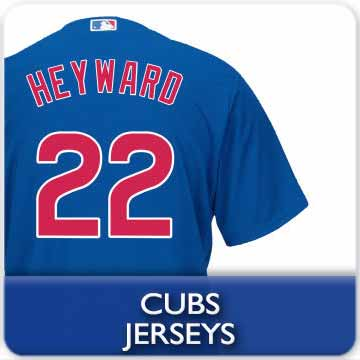 Chicago Cubs Jerseys