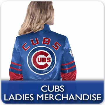 Click for Chicago Cubs Ladies Merchandise!