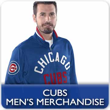 Click for Chicago Cubs Men's Merchandise!