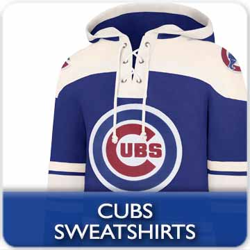 Click for Chicago Cubs Sweatshirts and Polar Fleece!