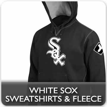 Chicago White Sox Sweatshirts and Polar Fleece
